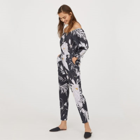 d98da40b1da Anna Glover HM floral Jumpsuit